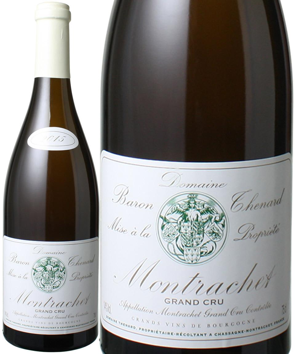 モンラッシェ [2015] バロン・テナール <白> <ワイン/ブルゴーニュ>