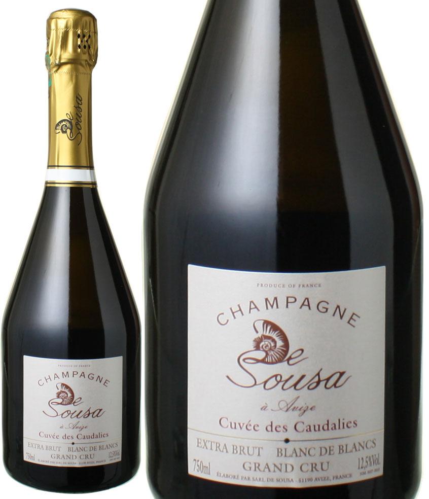 ド・スーザ キュヴェ・ド・コダリ― エクストラ・ブリュット ブラン・ド・ブラン グラン・クリュ NV <白> <ワイン/シャンパン>