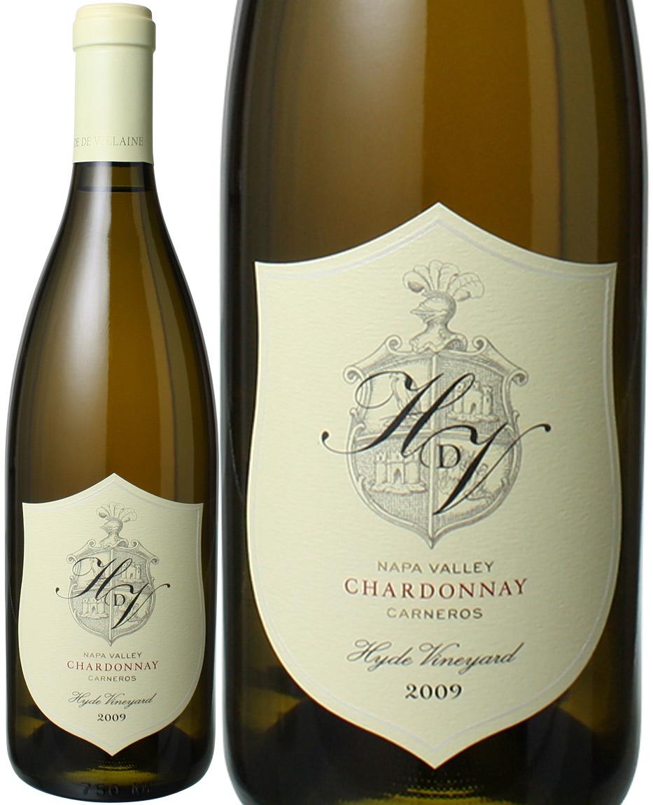 ハイド・ド・ヴィレーヌ カーネロス・シャルドネ [2009] ハイド・ド・ヴィレーヌ <白> <ワイン/アメリカ>