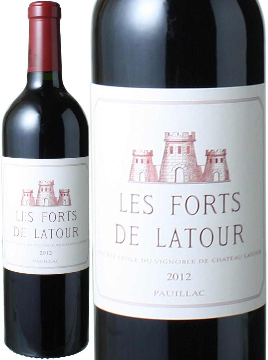 レ・フォール・ド・ラトゥール [2012] <赤> <ワイン/ボルドー>