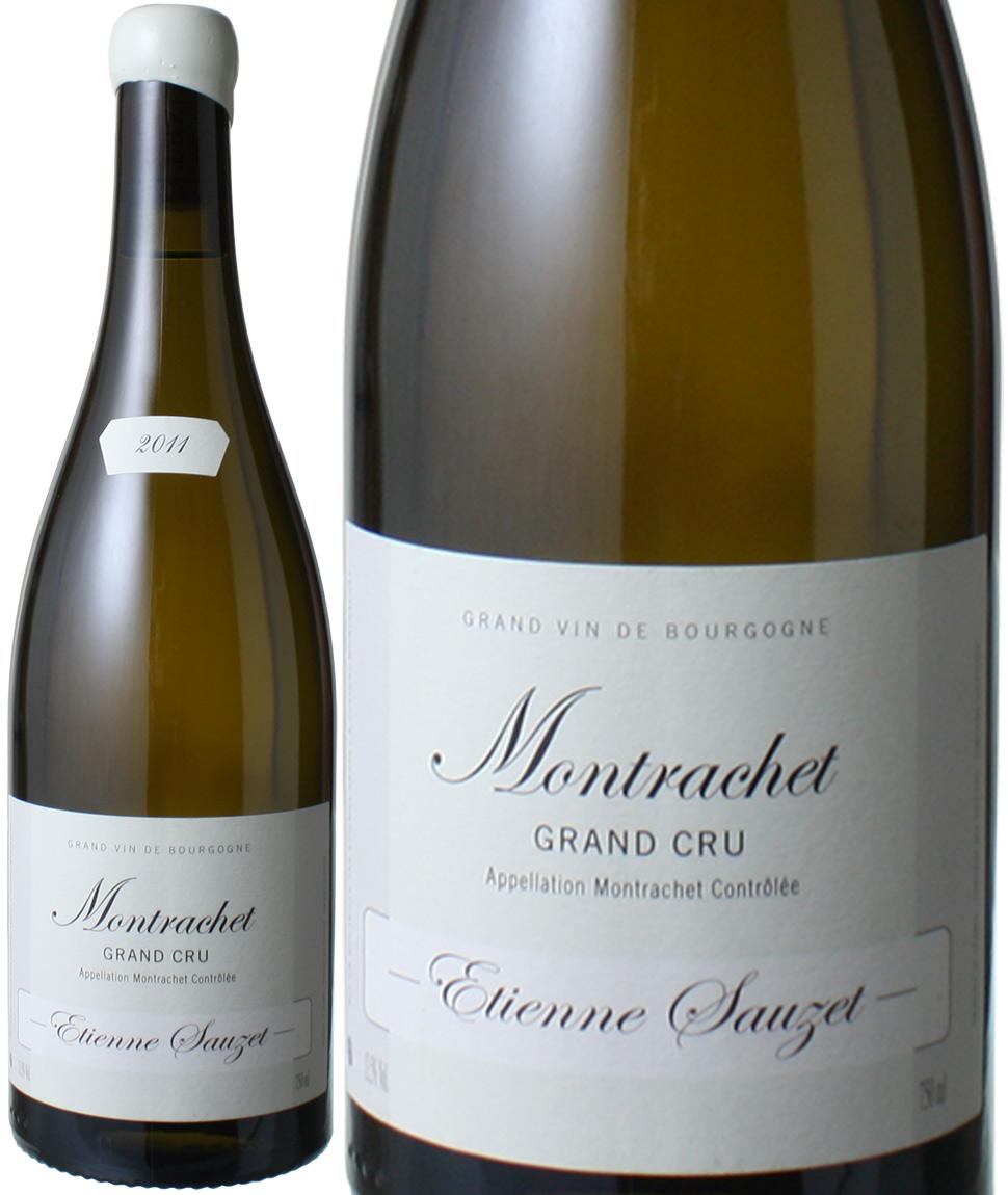 モンラッシェ [2011] エティエンヌ・ソゼ <白> <ワイン/ブルゴーニュ>
