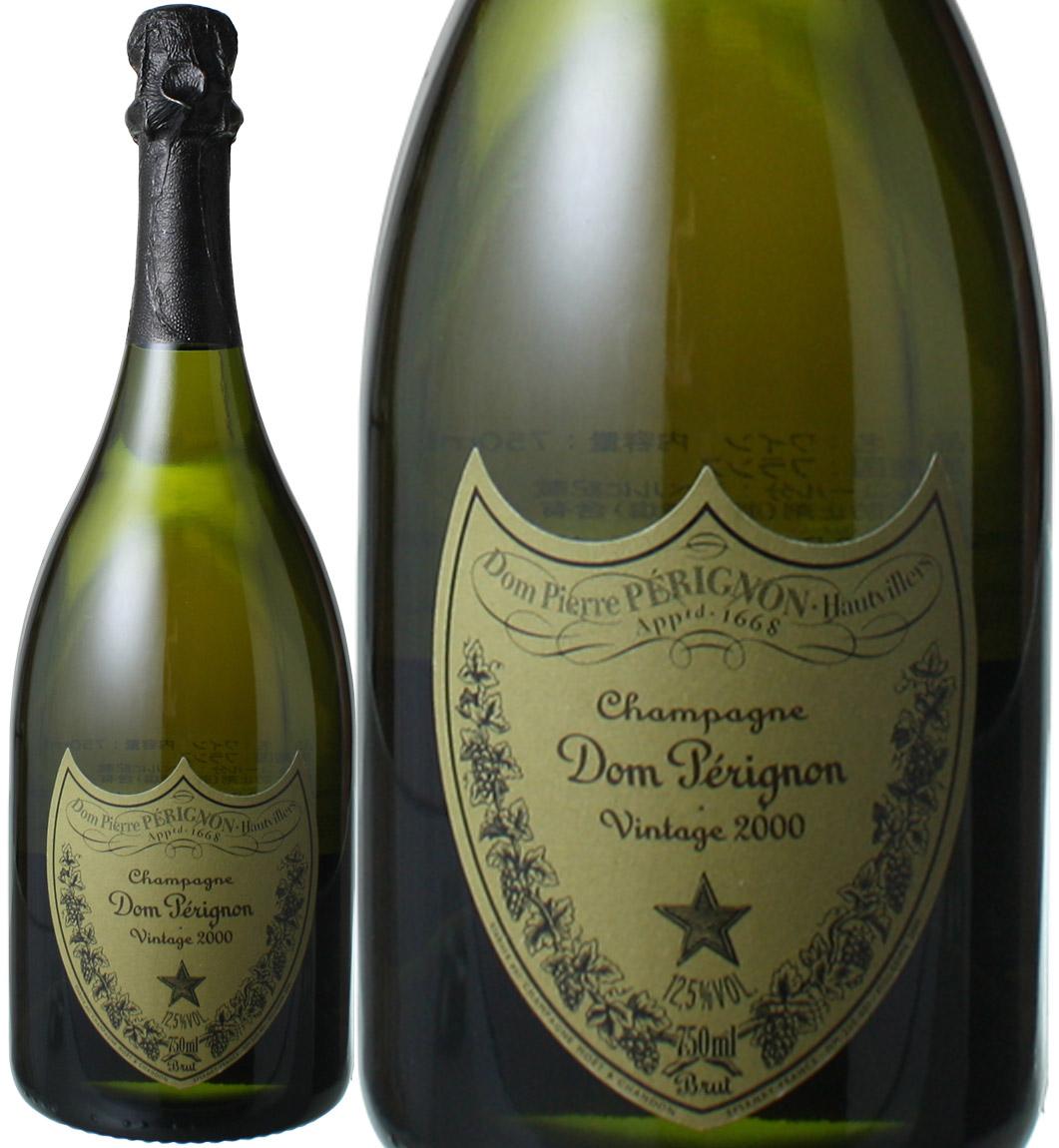 ドン・ペリニヨン [2000] シャンパン <白> <ワイン/シャンパン>