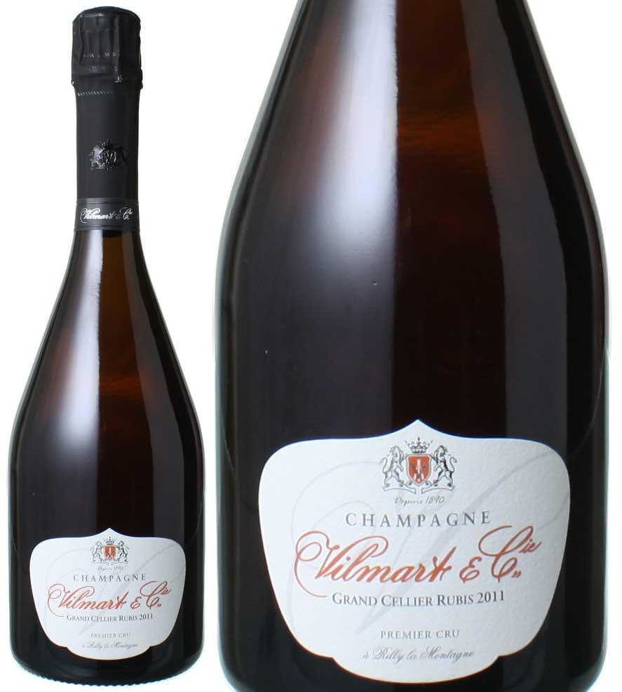 ヴィルマール グラン・セリエ・ルビー  ロゼ [2011] <ロゼ> <ワイン/シャンパン>