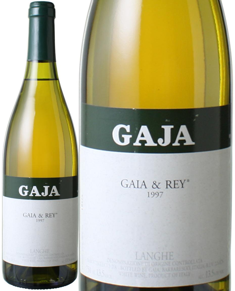 ガイア・エ・レイ シャルドネ [1997] ガヤ <白> <ワイン/イタリア>