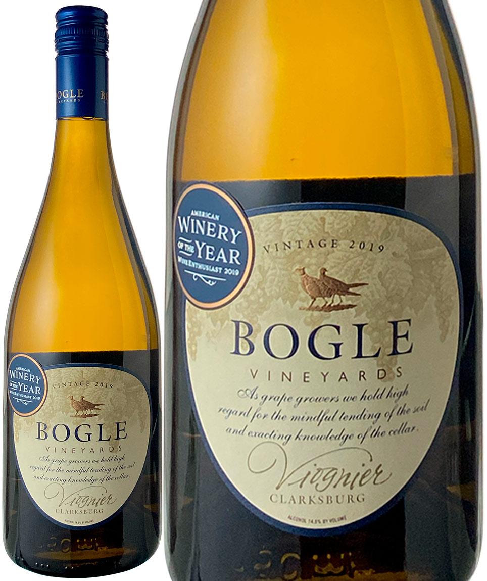 ヴィオニエ 2019 ボーグル ヴィンヤード 売買 白 アメリカ ※ヴィンテージが異なる場合があります ワイン 輸入