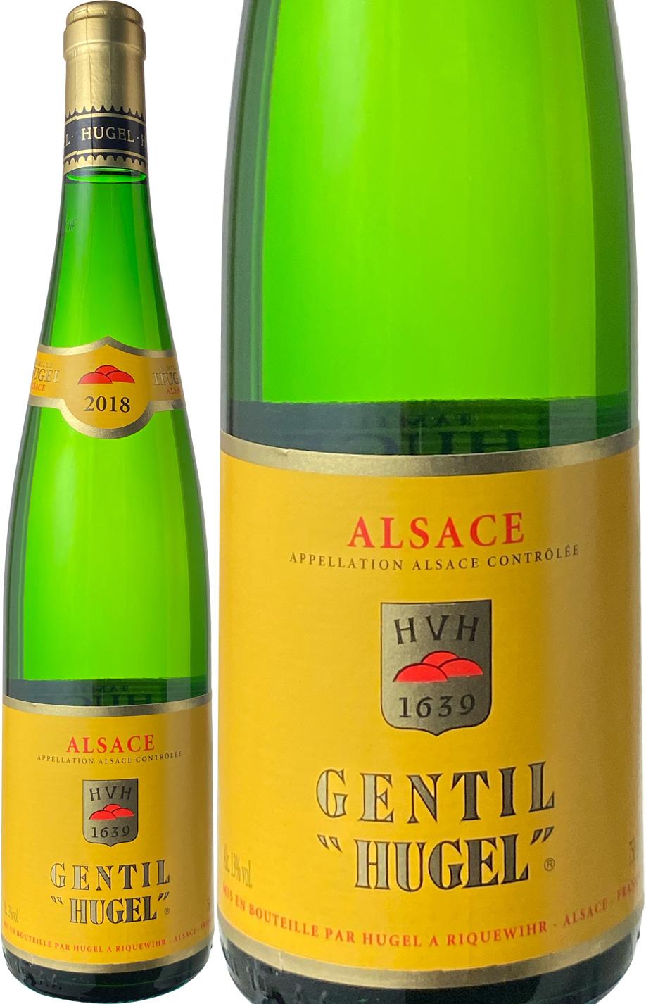 アルザス ジョンティ [2018] ヒューゲル <白> <ワイン/アルザス> ※ヴィンテージが異なる場合がございます