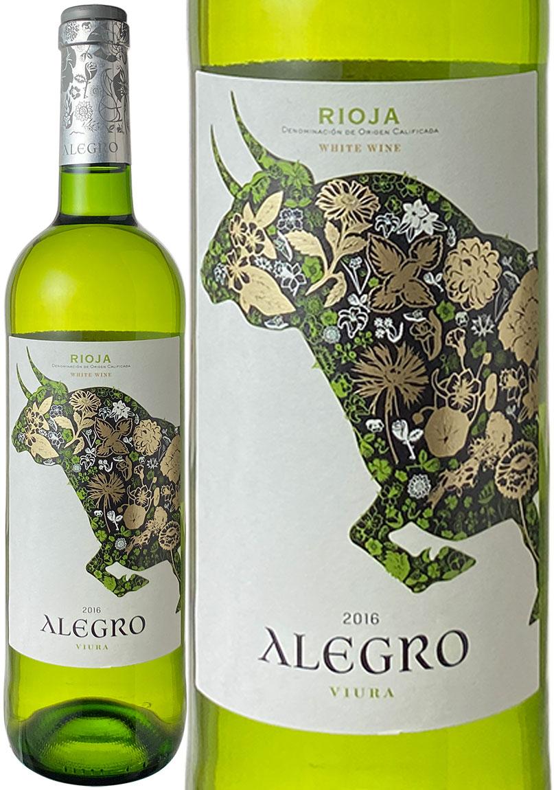 アレグロ・ヴィウラ [2016] クリアドーレス・デ・リオハ <白> <ワイン/スペイン>