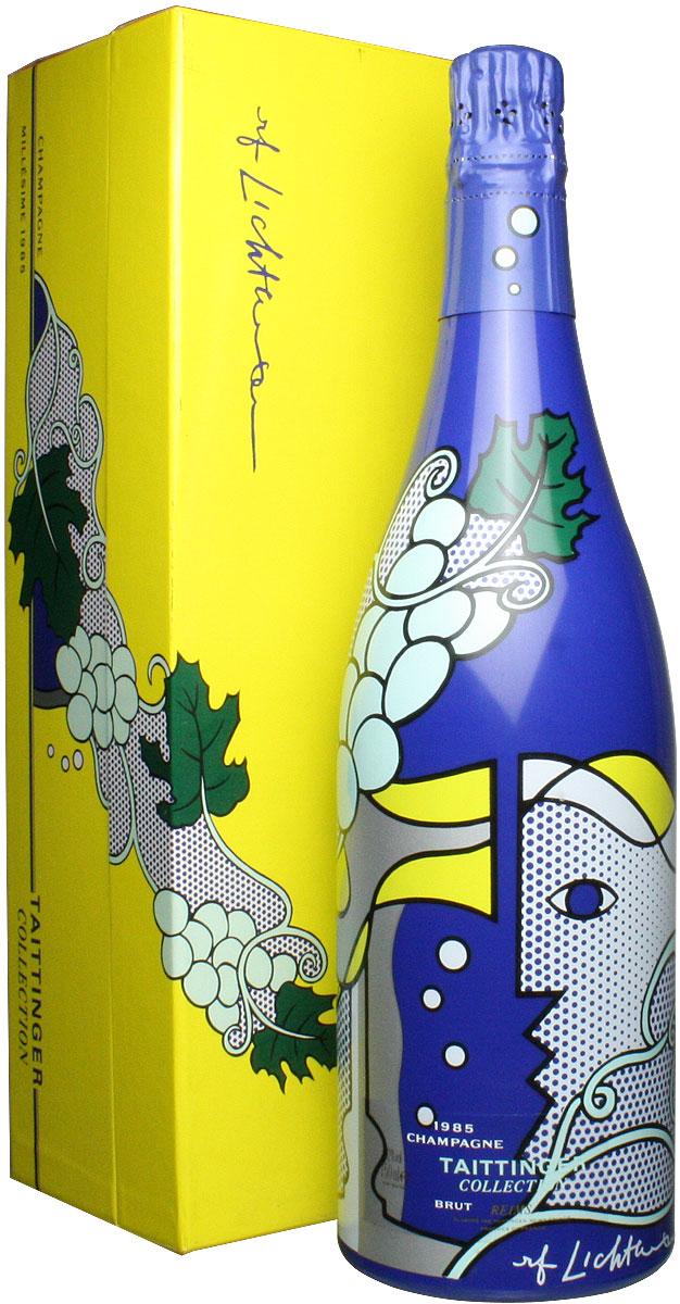 テタンジェ コレクション [1985] <白> <ワイン/シャンパン>