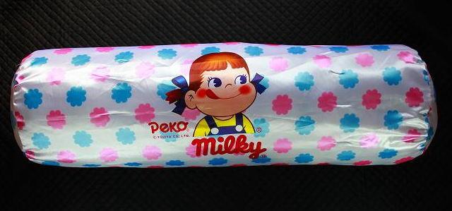 ペコちゃんミルキークリームロールクッション【未使用】