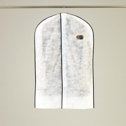 通気性の良さを優先するなら… オール不織布タイプ 合わせ洋服カバースーツ ランキングTOP5 賜物 ジャケットサイズ 3枚入 FA474