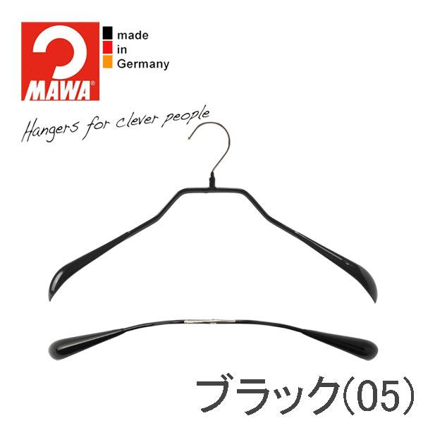 MAWAハンガー(マワハンガー)ボディフォーム 38L 5本セット(ブラック/シルバー/ホワイト/アクアブルー)