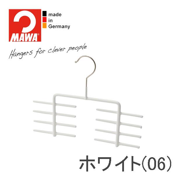 MAWAハンガー(マワハンガー)ネクタイハンガー KR(ブラック/シルバー/ホワイト)