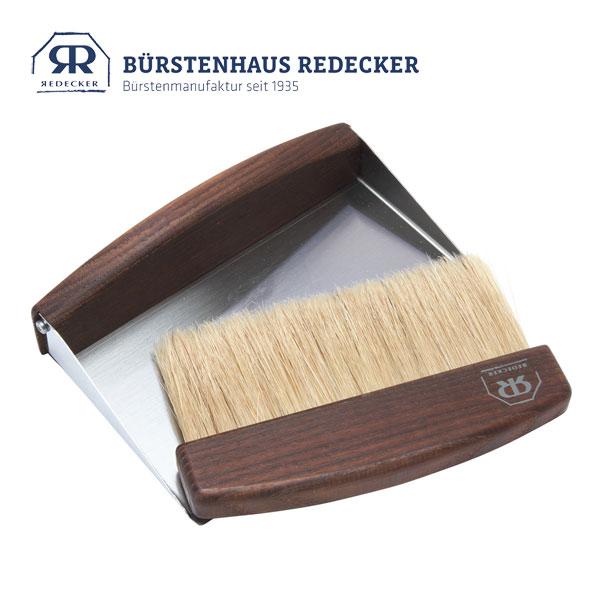 レデッカー REDECKER ドイツ ブラシ 掃除 家庭用品 Redecker テーブルスウィーピングセット サーモウッド 421073 ブラシクリーナー テーブルブラシ ホコリ取り ブラッシング タイムセール ダストパン お手入れ ハンドメイド ほこり取り ケア ちりとり SALENEW大人気! 送料無料