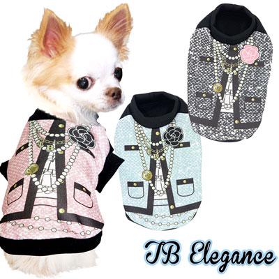 とっても可愛いお洋服 激得お試し価格 通常便なら送料無料 犬 服 犬の服 ドッグウェア TBエレガンス 3D ヨーキー きれい 卒園式 おしゃれ トイプードル 卒業式 チワワ ダックス 特価キャンペーン
