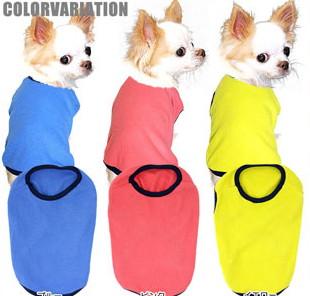 夏にぴったり 抜け毛や冷房対策にも 犬 服 犬の服 ドッグウェア デイリー 発売モデル シャツ 5☆好評 かわいい チワワ パグ ダックス トイプードル 部屋着 201806