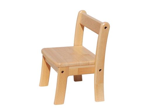 【子どもの家具】乳児用椅子〈座高16cm〉|ブロック社(日本製)お子様の成長に!