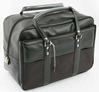 【安心の日本製】端末機専用渉外鞄ブザー無しビジネスバッグ防犯かばんシェアNo.1メーカー製造注)ブザーは付いておりません