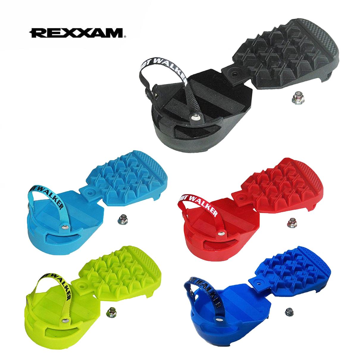 ★REXXAM〔レクザム〕ブーツソールプロテクター FOOT WALKER〔フットウォーカー〕【isyo】【SOLPR】【SPL】