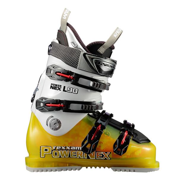 REXXAM[REXXAM滑雪鞋]<2016>Power NEX-L90[功率NeXT L90][CY/WT][z]]