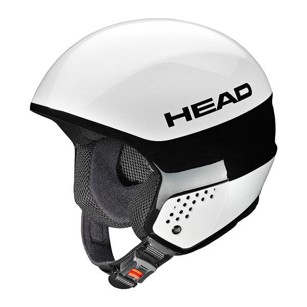HEAD〔ヘッド スキーヘルメット〕<2016>STIVOT RACE CARBON〔WHITE/BLACK〕【送料無料】〔HG〕〔SAH〕