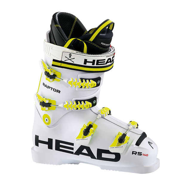 HEAD〔ヘッド スキーブーツ〕<2017>RAPTOR 140 RS〔ラプター 140 RS〕/ WHITE【送料無料】 旧モデル 型落ち メンズ〔SA〕