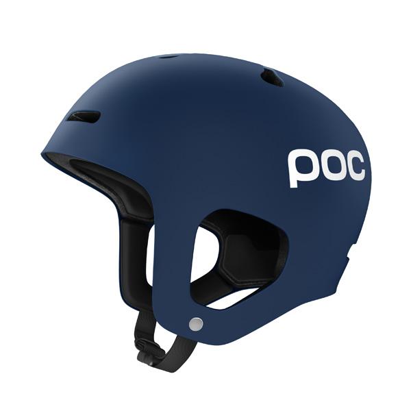 POC〔ポック スキーヘルメット〕<2018>Auric〔オーリック〕Lead Blue〔HG〕