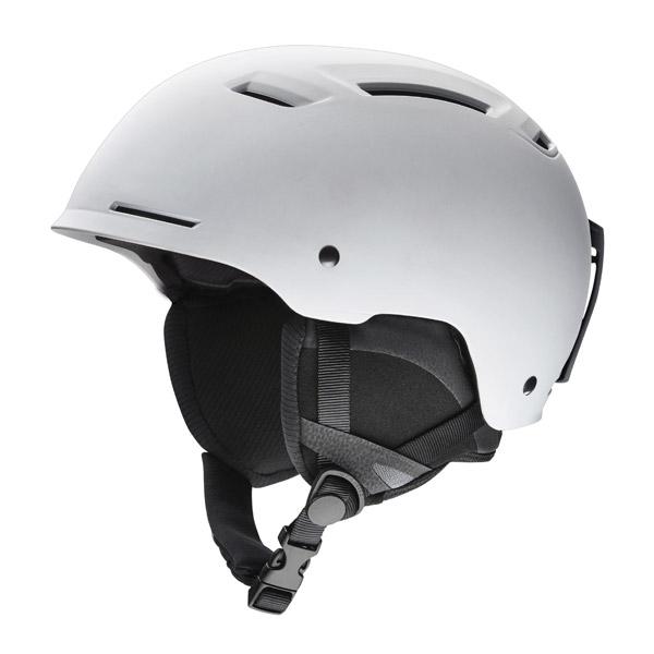 【5000円以上ご購入で送料無料】SMITH〔スミス スキーヘルメット〕<2017>Pivot〔ピボット〕〔MATTE WHITE〕【ASIAN FIT】〔HG〕〔SAH〕