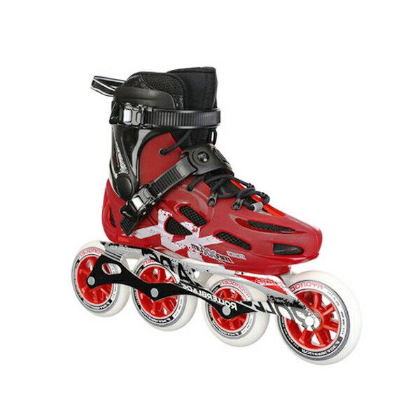 Rollerblade〔ローラーブレード〕 インラインスケート MAXXUM 100 〔RED/BLACK〕【送料無料】〔z〕〔SA〕