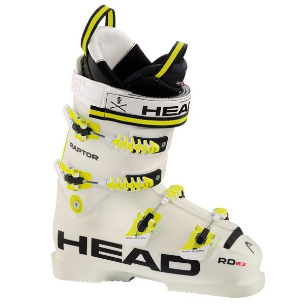 HEAD〔ヘッド スキーブーツ〕<2017>RAPTOR B3 RD〔ラプター B3 RD〕/ WHITE【送料無料】 旧モデル 型落ち メンズ 〔SA〕