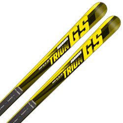 【期間限定!スキー板はさらにポイント5倍!11/14 18時~11/21 13時まで】OGASAKA〔オガサカ スキー板〕<2017>TRIUN〔トライアン〕GS-30 + FL585 + <18>XCELL 12.0 WT/BK/RD【金具付き・取付料送料無料】