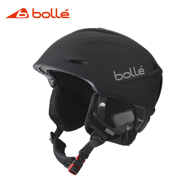 bolle 〔ボレ スキーヘルメット〕<2017>SHARP〔シャープ〕SOFT BLACK DIGITALISM〔HG〕〔SAH〕〔Sale〕