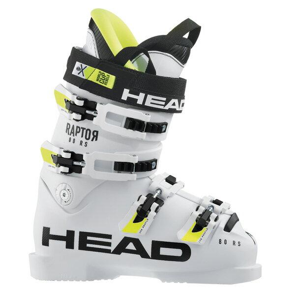 【18-19 NEWモデル】HEAD〔ヘッド ジュニア スキーブーツ〕<2019>RAPTOR 80 RS〔ラプター 80 RS〕 【送料無料】 新作 レディース