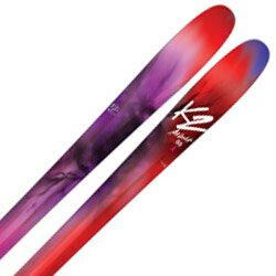 K2〔ケーツー レディーススキー板〕<2017>All Luvit 88/ALLUVIT〔オーラビット 88〕【板のみ】【送料無料】基礎 オールラウンド