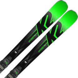 【期間限定!スキー板はさらにポイント5倍!11/14 18時~11/21 13時まで】K2〔ケーツー スキー板〕<2018>iKonic 80〔アイコニック80〕 + M3 10 Compact【金具付き・取付料送料無料】