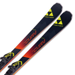 【期間限定!スキー板はさらにポイント5倍!11/14 18時~11/21 13時まで】FISCHER〔フィッシャー スキー板〕<2018>RC4 THE CURV TI + RC4 Z11 Powerrail BRAKE 78 G【金具付き・取付料送料無料】