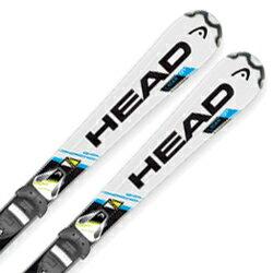【期間限定!スキー板はさらにポイント5倍!11/14 18時~11/21 13時まで】HEAD〔ヘッド ジュニアスキー板〕<2018>SUPERSHAPE TEAM SLR2 + SLR 4.5 AC【金具付き・取付料無料】