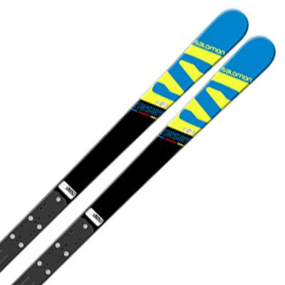SALOMON〔サロモン スキー板〕<2018>X-RACE GS LAB + X16 LAB【金具付き・取付料送料無料】【17/18FIS対応】