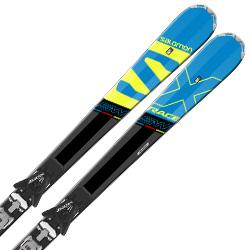 【期間限定!スキー板はさらにポイント5倍!11/14 18時~11/21 13時まで】SALOMON〔サロモン スキー板〕<2018>X-RACE SW + P69 + Z12 SPEED【金具付き・取付料送料無料】【E】
