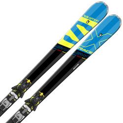 【期間限定!スキー板はさらにポイント5倍!11/14 18時~11/21 13時まで】SALOMON〔サロモン スキー板〕<2018>X-RACE SW + Z12 SPEED【金具付き・取付料送料無料】【E】