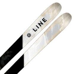 【エントリーでP5倍! 11/10 23:59まで】LINE〔ライン スキー板〕<2018>SUPERNATURAL 100〔スーパーナチュラル100〕【板のみ】【送料無料】