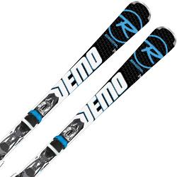 【期間限定!スキー板はさらにポイント5倍!11/14 18時~11/21 13時まで】ROSSIGNOL〔ロシニョール スキー板〕<2018>DEMO DELTA XPRESS〔デモデルタ〕+ XPRESS 11 B83 Black Blue【金具付き・取付料送料無料】【E】