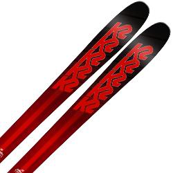 【クーポン配布中】K2〔ケーツー スキー板〕<2018>Pinnacle 85〔ピナクル 85〕 + <18>GRIFFON 13 ID WH【金具付き・取付料送料無料】ファットスキー