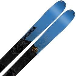 【1000円OFFクーポン配布中】K2〔ケーツー スキー板〕<2018>Poacher〔ポーチャー〕 + <18>GRIFFON 13 ID WH【金具付き・取付料送料無料・取付位置必要】ファットスキー