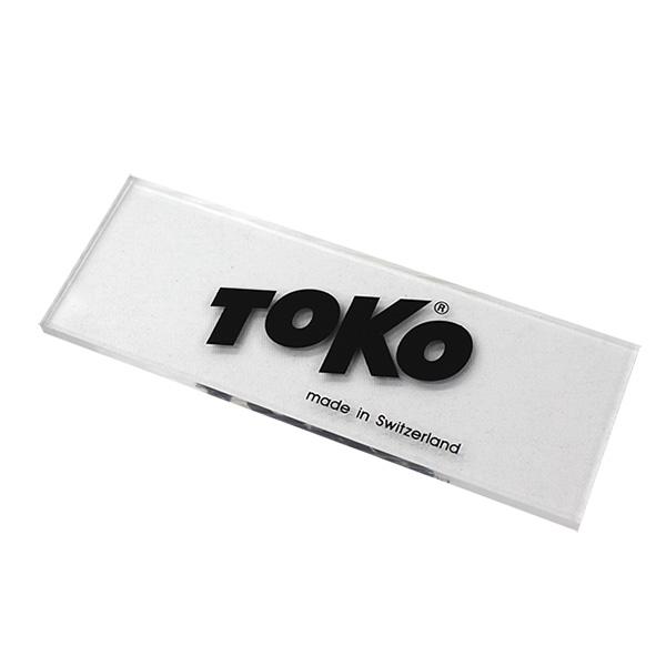 メンテナンス ワックス ホットワックス スクレーパー スキー スノーボード チューンナップ用品 TOKO 〔トコ スクレイパー〕 スクレーパー 5mm スキー スノーボード スノボ