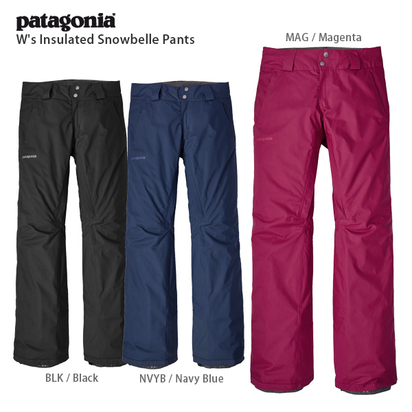 PATAGONIA〔パタゴニア レディース スキーウェア〕<2018>W's レディース Insulated Insulated Snowbelle Snowbelle Pants〔レギュラー81cm〕/31150【送料無料】, エヒラ家具e-flat:4133231d --- jpworks.be