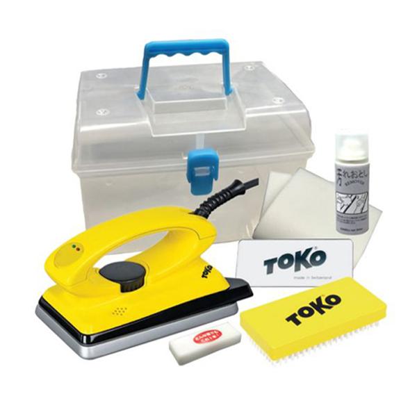 【エントリでP10&初売りセール!】TOKO〔トコ ワックス〕T8 ワクシングセット/6007020