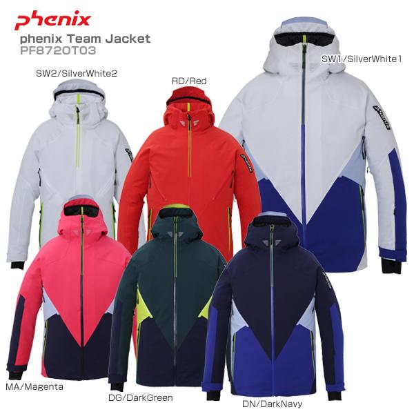PHENIX〔フェニックス スキーウェア ジャケット〕<2019>phenix Team Jacket PF872OT03 送料無料 【SLTT】【MUJI】〔SA〕【X】