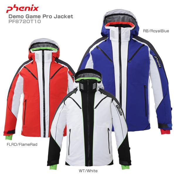 【18-19 NEWモデル】PHENIX〔フェニックス スキーウェア ジャケット メンズ レディース〕<2019>Demo Game Pro Jacket PF872OT10【送料無料】【SLTT】