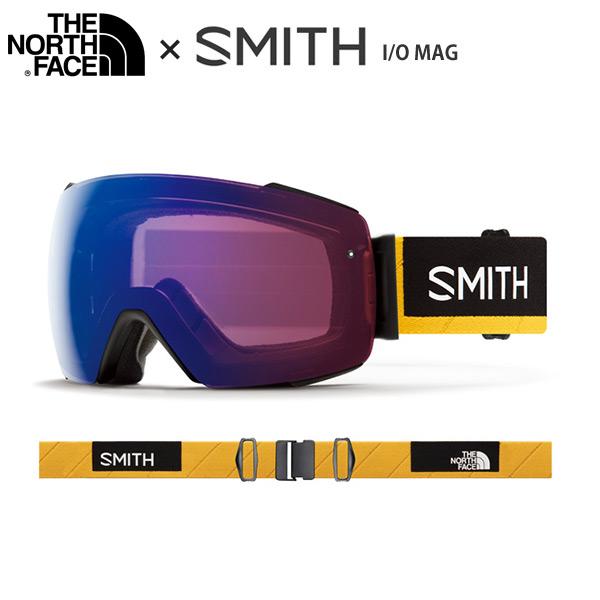 誕生日プレゼント 【18-19 The NEWモデル】SMITH 〔スミス スキーゴーグル〕<2019>I/O MAG〔アイオーマグ〕〔Austin × Smith × North The North Face〕【スペアレンズ付】【コラボゴーグルバッグ付】【送料無料】, かあちゃんのふとん:cb0c4d38 --- canoncity.azurewebsites.net