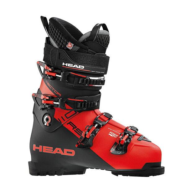 HEAD〔ヘッド スキーブーツ〕<2019>VECTOR RS 110〔ベクター RS 110〕/ Red / black【送料無料】 旧モデル 型落ち メンズ レディース〔SA〕